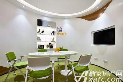 万达嘉华中心万达嘉华中心写字楼教育培训机构样板间