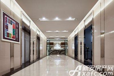 万达嘉华中心万达嘉华中心写字楼电梯厅