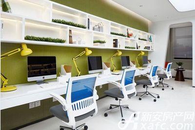 万达嘉华中心万达嘉华中心写字楼管理公司样板间