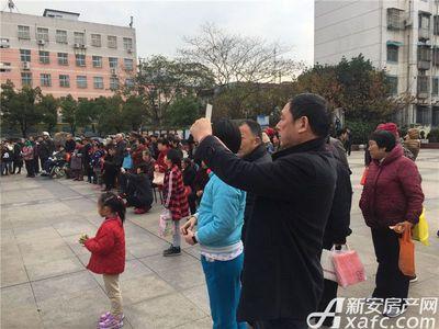 公园道B区御湖幸福村黄梅戏表演(2017.11.18)