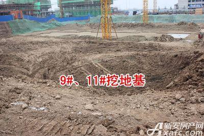 融翔·君悦澜山工程进度20171121