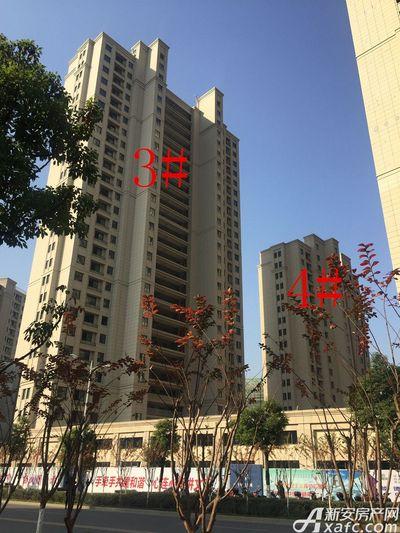 华源七星城3#、4#楼11月进度(2017.11.23)
