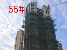 恒大绿洲55#楼项目进度(2017.11.23)