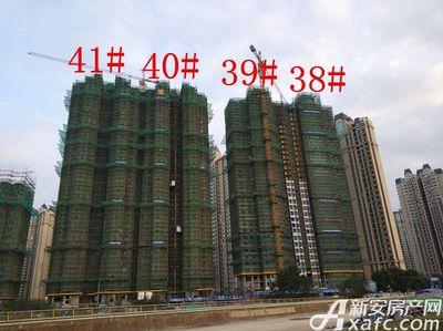 恒大绿洲38#—41#楼项目进度(2017.11.23)