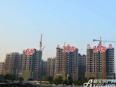 大地凤凰城6#、10#、14#工程进度(2017.11.15)