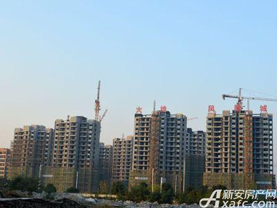 大地凤凰城大地凤凰城实景图(2017.11.15)