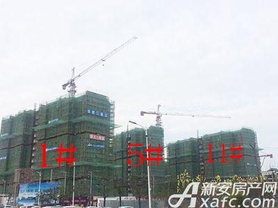 恒大滨江左岸恒大滨江左岸11月进度(2017.11.18)