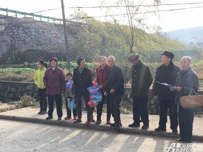 公园道B区御湖钱铺镇下乡巡演活动(2017.11.25)