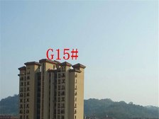 高速铜都天地G15#楼项目进度(2017.11.28)