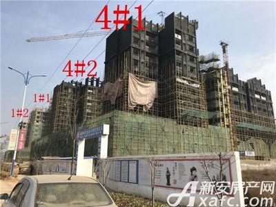上海时代花园工程进度