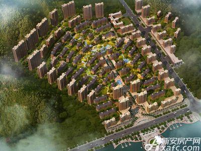 物华·龙湖国际城效果图