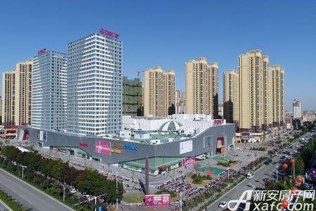 宿州万达广场实景图