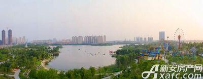 两淮融景苑三角洲公园