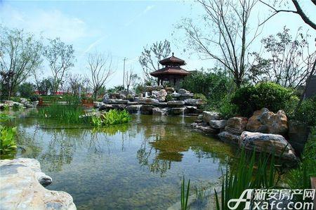 荣盛·花语城实景图