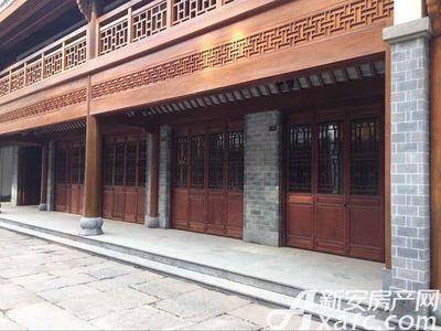 庐江中心城岗湾老街内部环境