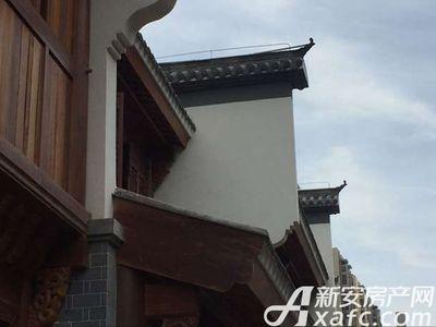 庐江中心城岗湾老街内景
