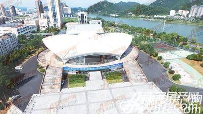 润城豪园黄山市体育馆【20171215】
