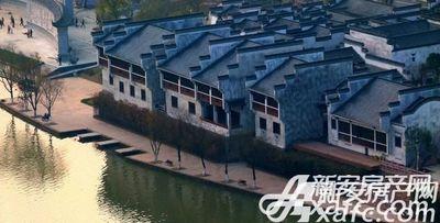 润城豪园湖边古村落【20171215】