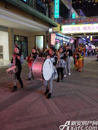 宿州万达广场小丑嘉年华活动
