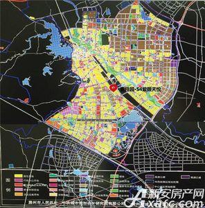 碧桂园S4紫薇天悦交通图