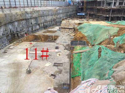 中航长江广场11#楼12月进度(2017.12.19)