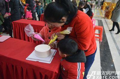 万成·哈佛玫瑰园蛋糕DIY活动