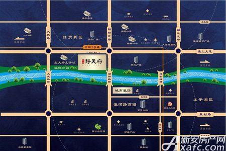 和顺静天府交通图
