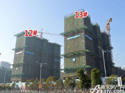 置地·康熙左岸12#-13#工程进度(2017.12.19)
