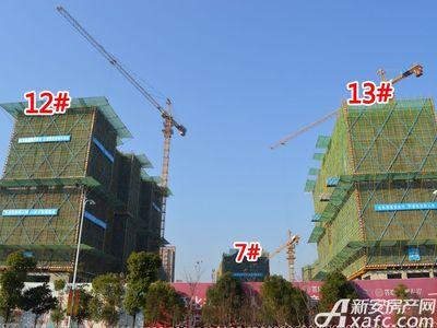 置地·康熙左岸7#、12#、13#工程进度(217.12.19)