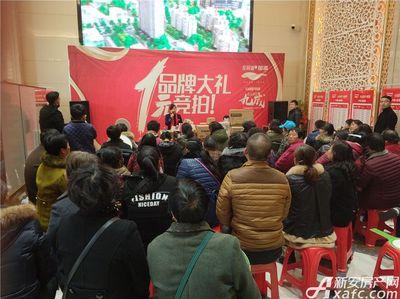 公园道B区御湖一元竞拍(2017.12.24)