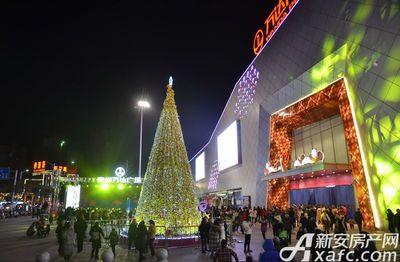 宿州万达广场万达圣诞趴