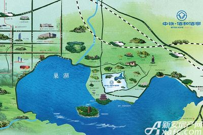 中铁佰和佰樂项目区位图