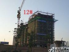 公园道B区御湖12#项目进度(2017.12.25)