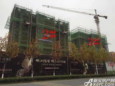 滨江壹号院2#、3#楼12月进度(2017.12.26)