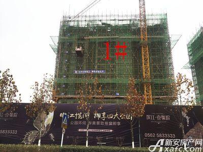 滨江壹号院1#楼12月进度(2017.12.26)