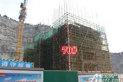 淮北凤凰城70#建到5层20171225