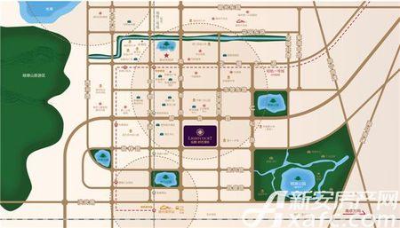 弘阳时光澜庭交通图