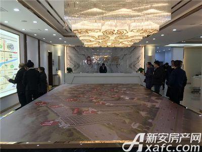 帝景京安府城市展厅正式开放(2018.01.01)