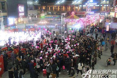 宿州万达广场2017年12月31日跨年活动
