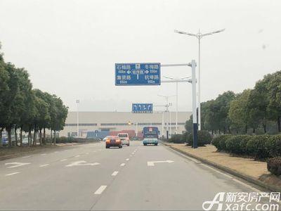 T-PARK玖方交通图