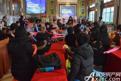 宿州万达广场1.6花样扎气球活动