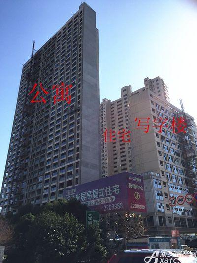 铜化弘宇嘉城公寓、住宅、写字楼1月进度(2018.128.11)