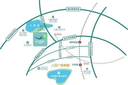鱼先生的社区交通图