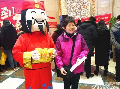 公园道B区御湖新春嘉年华(2018.1.14)