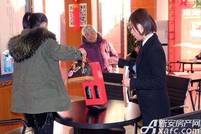 聚泽园·淮海学府1月12日5#楼开盘