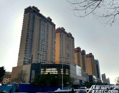 中环国际广场工程进度