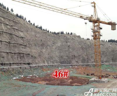 淮北凤凰城46#还未出地面20180122