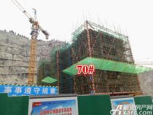 淮北凤凰城70#建到6层20180122