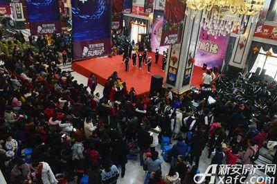 万成·哈佛玫瑰园迎新盛典(2018.1.21)