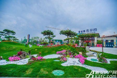 碧桂园翡翠湾实景图